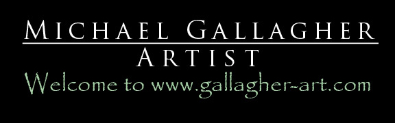 Mike Gallagher - Artist